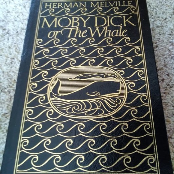 Easton Press Other - Moby Dick by Melville-  Collector's Edition